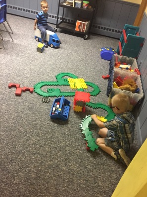 Childcare is Always Provided